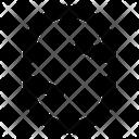 Symbol Interface Reset Icon