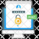 Reset Password Icon