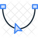 Reshape Design Graphic Icon
