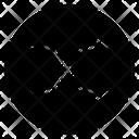 Reshuffle Shifting User Interface Icon