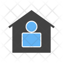 Resident Home Owner Icon
