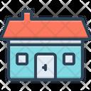 Residential Dwelling Abode Icon