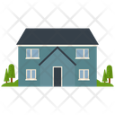 Residential Building Architecture House Icon