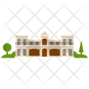 Residential Building House Building Villa Icon