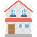 Residential Home Villa Icon