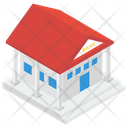 Residential Home Shack Home Icon