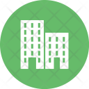 Residential plaza Icon