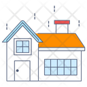 Residential Property House Home Icon
