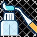 Dental Resin Material Icon