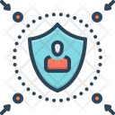 Resist Resistance Guard Icon
