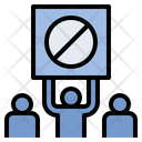 Manifestation Pageant Resistance Icon