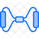 Exercise Bands Icon