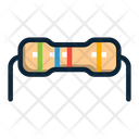 Resistor Science Law Icon