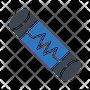 Resistor Capacitor Computer Icon