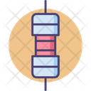 Resistor Transistor Circuit Icon
