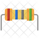 Resistor Electrical Component Electronics Icon