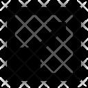 Resize Application Arrow Icon