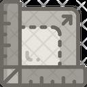 Design Draft Scale Icon