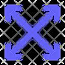 Resize Fullscreen Maximize Icon