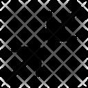 Resize Arrow Icon Direction Icon