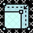 Scale Edit Design Icon