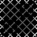 Resize Enlarge Arrow Icon