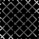 Resize Edit Tools Diagonal Icon