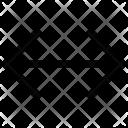 Resize Horizontal Icon