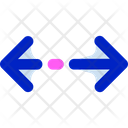 Resize Left And Right Resize Up And Down Expand Arrow Icon
