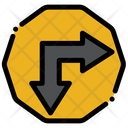 Resize Sign Icon