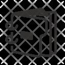 Resolution Folder Document Icon