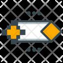 Resolution Pixel Shape Icon