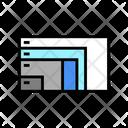 Different Resolution Diagonal Icon