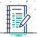 Resolutions Decision Settlement Icon
