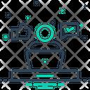 Resolve Determination Pledge Icon