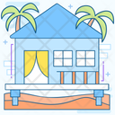 Farmhouse Hut Resort Icon