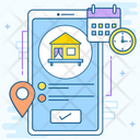 Resort Booking Resort Reservation Booking App Icon