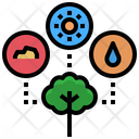 Resource Tree Growth Icon