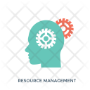 Resource Management Icon