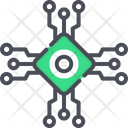 Resource Planning Resource Strategy Icon