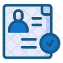 Resources Business Manager Icon
