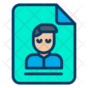 Business Corporate Document Icon