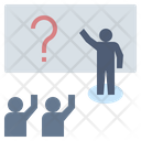 Respect Question Doubt Icon