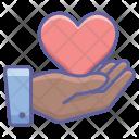 Respect Love Finger Icon