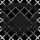 Respirator Gas Mask Icon
