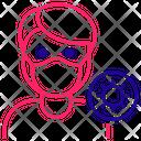 Respirator Mask Icon