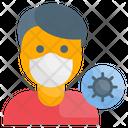 Respirator Mask Man Mask Icon