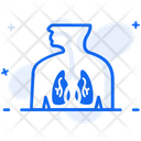 Respiratory System Respiratory Organ Biological System Icon