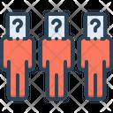 Respondent Defendant Remonstrant Icon