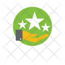 Ranking Customer Feedback Customer Reviews Icon